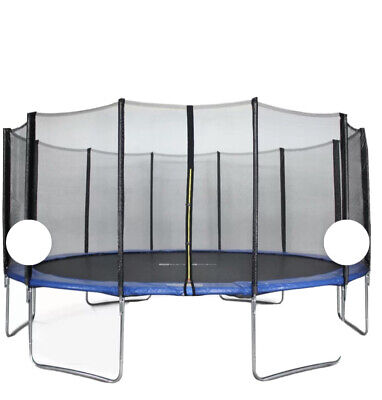14ft Extra Large Trampoline Nearly New Condition • 80£