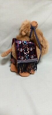 Ty Beanie Attic Treasure Lawrence The Camel With Tags Collectible Toy 1993 • 3.50£