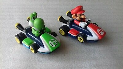 Carrera Go!!!          First         Mario And Yoshi Karts     ( 1/64 Scale ) • 12.50£
