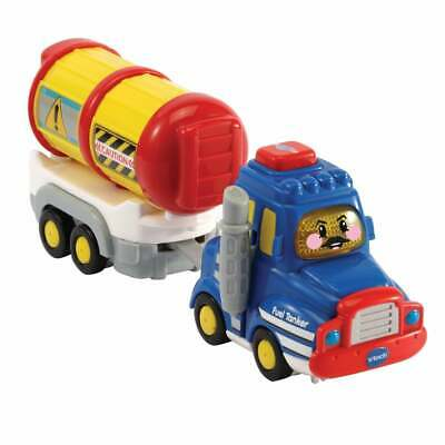 VTech Toot-Toot Drivers Vehicles -  Fuel Tanker With Light And Sounds • 12.49£