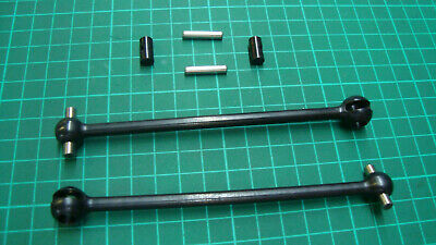 Losi TLR 5ive-B Losi 5 Losi Mini TLR252006 AXLE DRIVE SHAFT X2 NEW FRONT OR REAR • 28.99£
