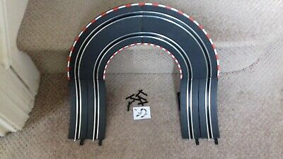 Carrera Go!!!         High Banked  Track And  Supports   • 4.95£