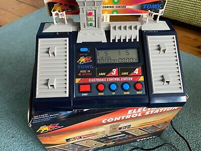 Tomy AFX Race Centre Electronic Control Station • 12.27£