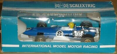 Trinang Scalextric B.R.M Ref C.37A Blue Excellent Boxed • 124.99£