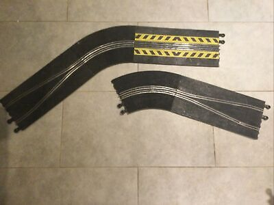 Scalextric Vintage Long Chicane • 6.23£