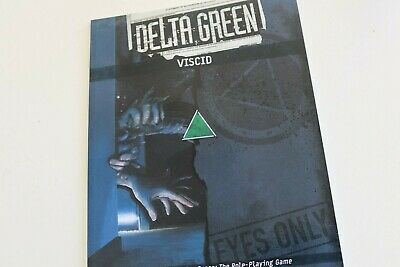 Call Of Cthulhu Delta Green Viscid - Immaculate • 10.50£