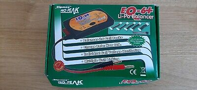 Pro Peak EQ-6+ Lipo Balancer. Used. VGC. • 15£