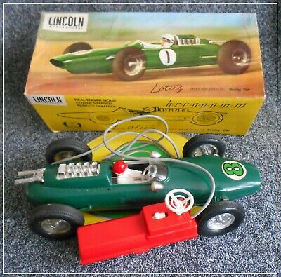 Lotus 38 Plastic Indianapolis Lincoln Ford Clark Gurney Chapman Boxed • 129.95£