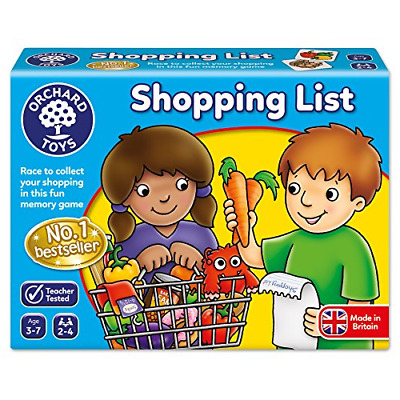Orchard Toys Shopping List Game • 6.77£