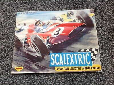 Scalextric Brochure Catalogue 1964 5th Edition. • 7£