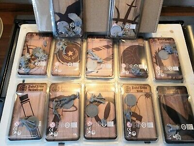 Complete Set Critical Role Miniatures Limited Edition Dungeons & Dragons OOP • 1,500£