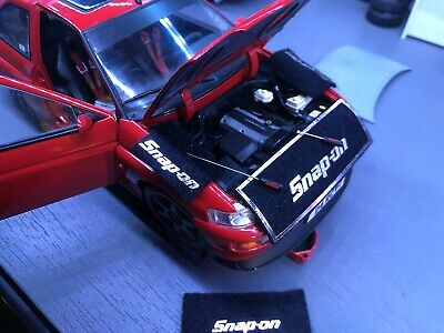 Snap-on Wing Protectors. Set Of Four 1/18 Scale Diorama Snap On Otto Minichamps • 7.95£