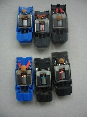 6 X Micro Scalextric Chassis • 15£