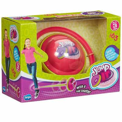 Jump It Lap Counter Skipping Toy - Records Up To 1000 Laps • 14.49£