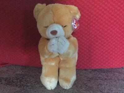 Rare Ty Beanie Buddy Bear HOPE With Tags, Soft Toy, Used • 4.99£