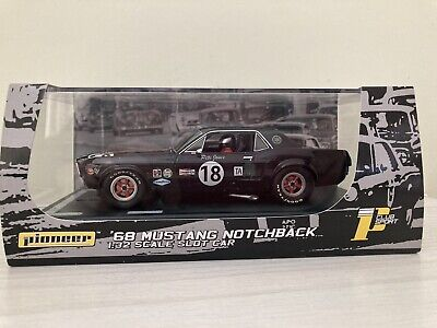 Pioneer Mustang P035 #18 Notchback Like Scalextric Revell Etc • 25£