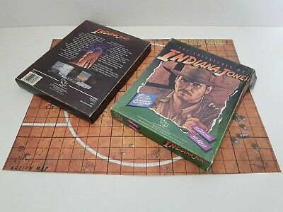 The Adventures Of Indiana Jones. TSR 6570. RPG + Judges Survival Pack Accessory • 25£
