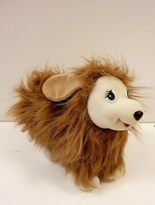 Vintage 1991 Lewis Galoob Puppy Dog Soft Toy Removable Fur • 19.99£