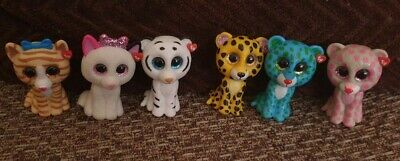 Ty Mini Boos Collectibles LEOPARD Bundle  • 3.99£