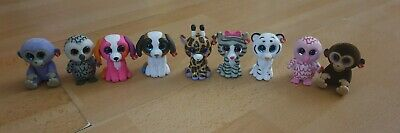 Ty Mini Boos Collectibles Mixed Bundle, Owls, Monkey, Unicorns, Cats, Leopards  • 3.99£
