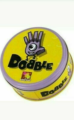 Dobble Game By Asmodee Visual Perception Card Game, Brand New, • 7.16£