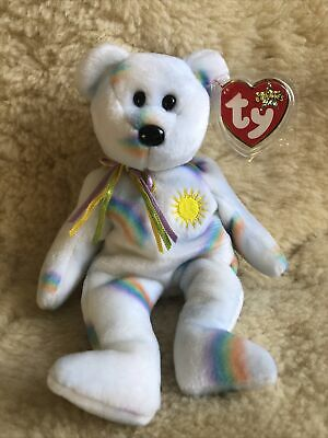Retired TY Beanie Baby Bear ~  Cheery 2001 ~ NWT • 4.99£