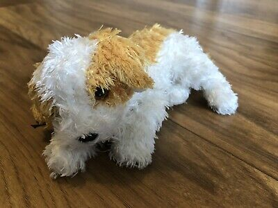 Ty Beanie Baby - Darling The Dog 2001 Cute Soft Toy Puppy • 1.99£