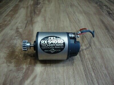 Vintage Tamiya Rx-540 Sd Technipower Brushed Motor Fully Working • 60£