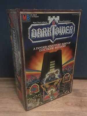 MB Games Dark Tower Electronic Board Game Fully Working 100% Complete VGC! • 289.99£