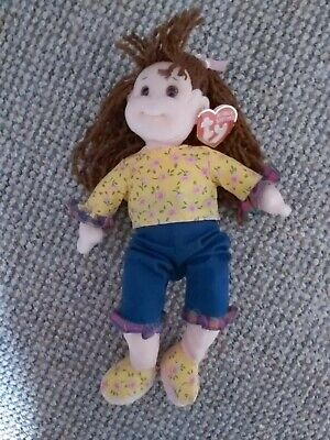 Loveable Lulu Ty Beanie Boppers Doll New With Tag • 4.99£