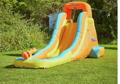 Chad Valley Inflatable Easy Store Outdoor Water Slide 3+ Years Free P&P • 209.95£