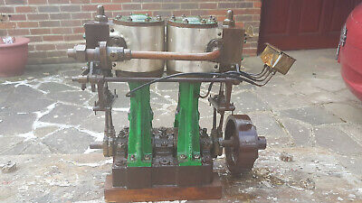 Stuart Turner Swan Steam Engine • 500£