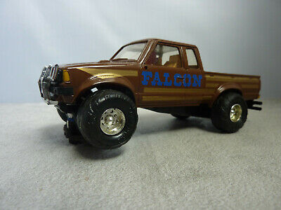 SCALEXTRIC C344 - DATSUN 4 X 4 KING CAB / TRUCK / OFF ROAD - FALCON - Boxed • 29.95£