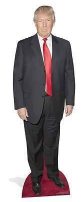 DONALD TRUMP USA Presidential Nominee 2016 LIFESIZE CARDBOARD CUTOUT / STAND UP • 36.49£