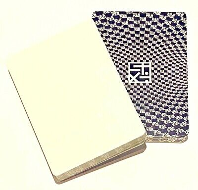 Blank Playing Cards (Pack Of 104) • 4.29£