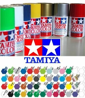 Tamiya PS Polycarbonate Lexan Spray Paint 100ml - All Colours - DPD Shipping • 5.95£