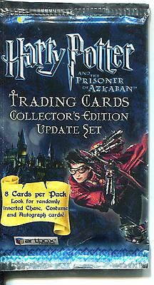Harry Potter Prisoner Of Azkaban Update  Factory Sealed Hobby Packet / Pack • 5.97£