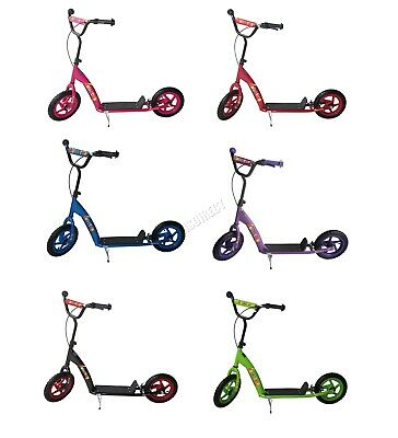 GALACTICA HyperTrixx BMX Stunt Scooter - Boys & Girls Big Wheel Scooter • 52.90£