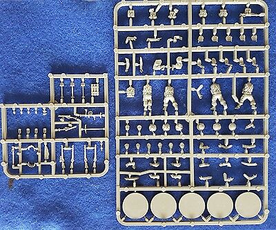 Warlord Games Bolt Action 28mm Scale British Infantry Sprue (1) • 5.50£