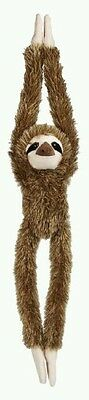Sloth Hanging Stuffed Toy. • 12.99£