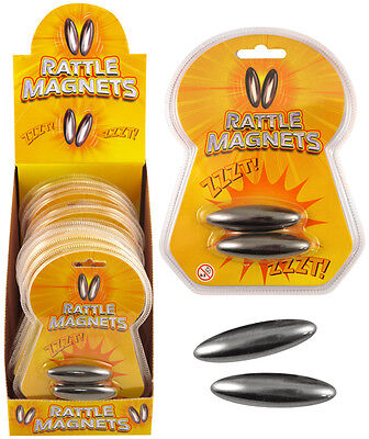 2 Rattle Magnets (N09 500) • 1.89£