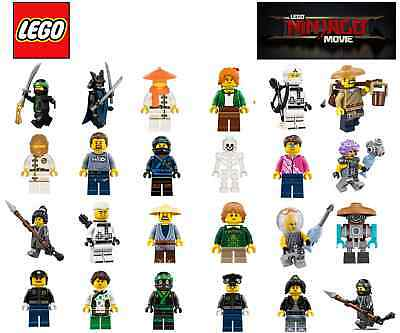 Lego Minifigure - Ninjago Movie - All New And Genuine • 6.90£