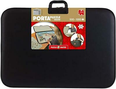 Puzzle Mates Portapuzzle Deluxe 1000 Piece Jumbo Jigsaw Board Storage Mat Case • 28.99£
