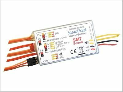 Servonaut SM7Sound Module For Euro Trucks [SM7] • 185.95£
