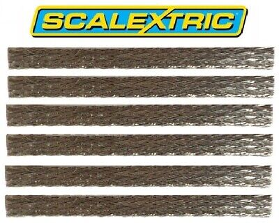New 2020 Official GENUINE Scalextric Braids For Classic,Sport & Digital Cars X6 • 1.99£