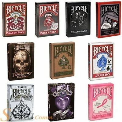 USPCC Bicycle Bee Hoyle Aristocrat KEM Maverick Poker Magic Playing Cards • 5.99£