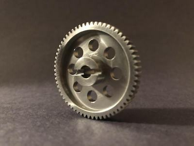 62 Tooth Steel Spur Gear Replacement For FTX Outlaw Part #8327 • 25.29£