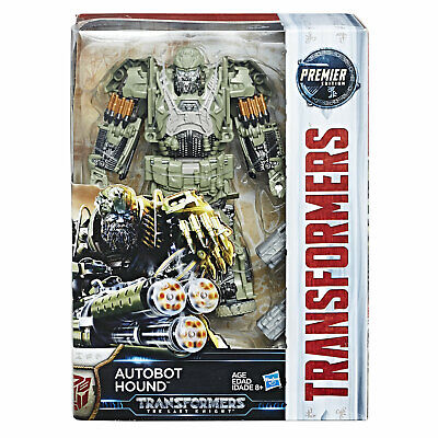 Transformers The Last Knight Premier Edition Voyager Class AUTOBOT HOUND Hasbro • 22.99£