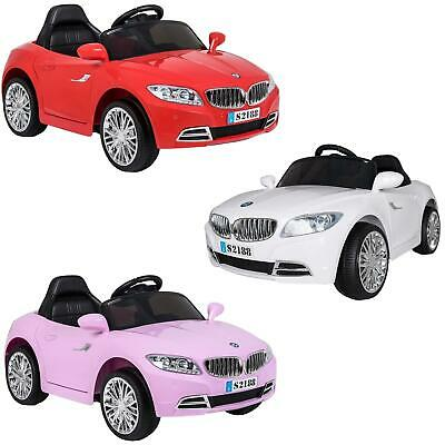 BMW Style Kids Ride On Car Electric Battery Powered Childrens Vehicle • 119.99£