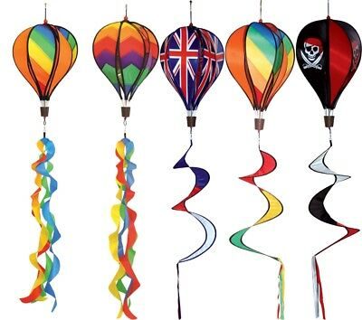 Spirit Of Air Hot Air Balloon Spinners- Grand, Large Or Small -Festivals,Camping • 14.99£